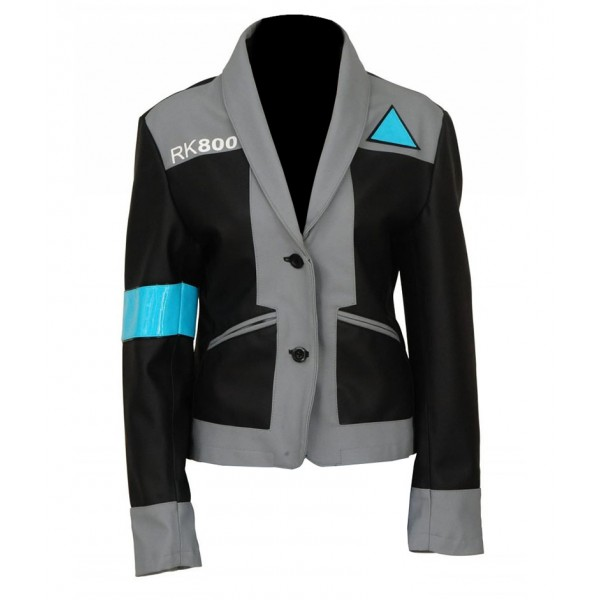 Detroit Become Human Cosplay Agent Kara Jacket
