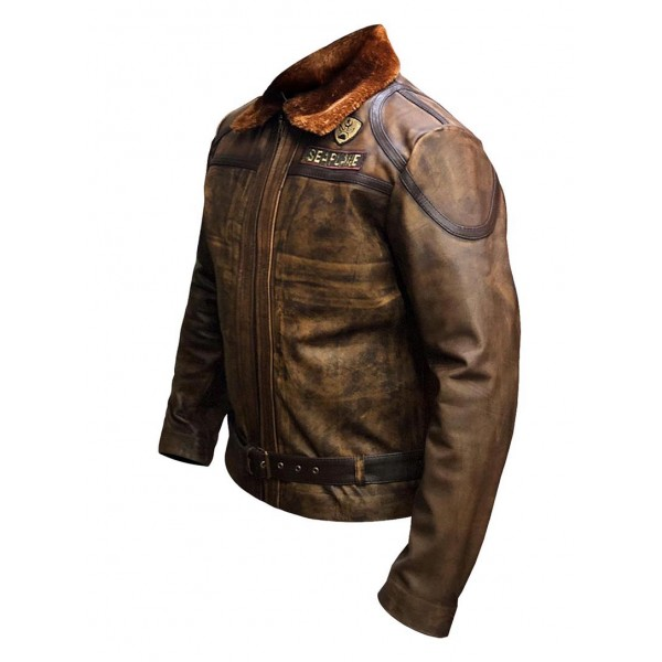 Jumanji The Next Level Alex Flight Nick Jonas Jacket
