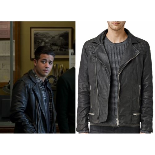 13 Reasons Why Ross Butler Jacket