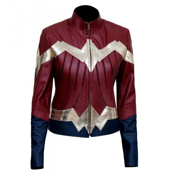 2017 Wonder Woman Costume Jacket