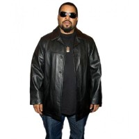 22 Jump Street Movie Ice Cube Leather Jacket