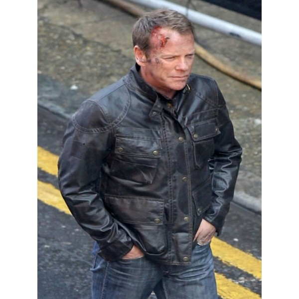 24 Live Another Day Jack Bauer Leather Jacket