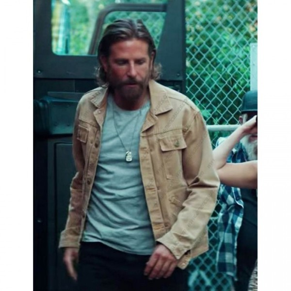 A Star Is Born Bradley Cooper Jacket