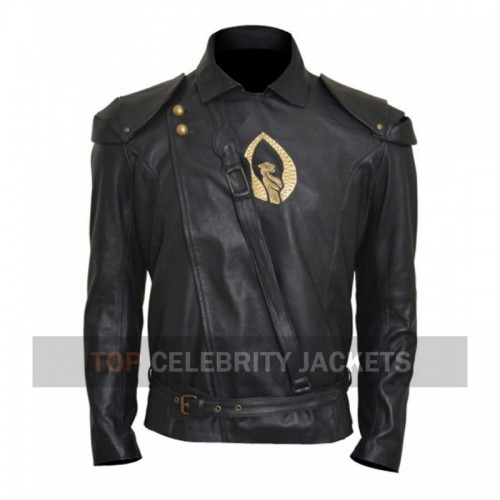 Aaron Jakubenko Shannara leather Jacket