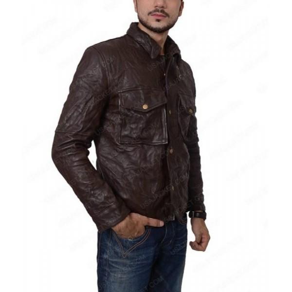 Addicted Movie William Levy Leather Jacket