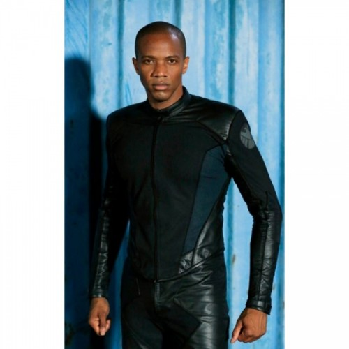 Agents of SHIELD Mike Peterson Jacket