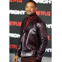 Aladdin Promotion Will Smith Jacket