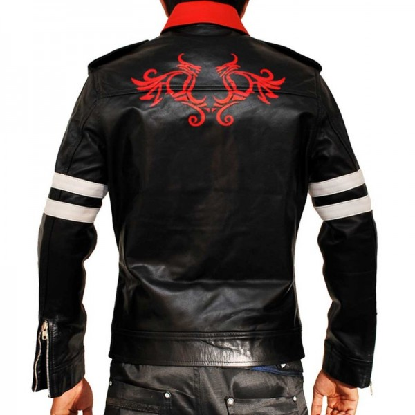 Alex Mercer Prototype Game Leather Jacket