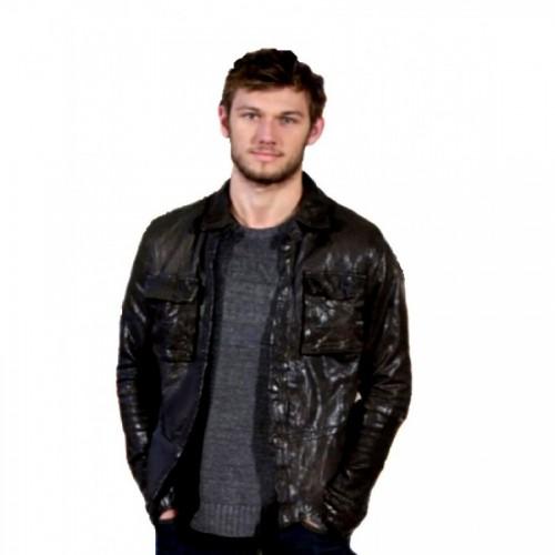 Alex Rider Operation Stormbreaker Leather Jacket