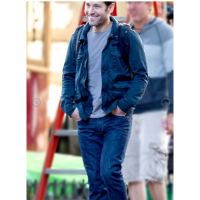 Ant Man Paul Rudd Blue Jacket