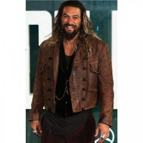 Aquaman Jason Momoa Jacket