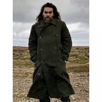 Aquaman Movie Justice League Jason Momoa Coat