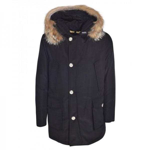 Arctic Hooded Parka Fur Jacket