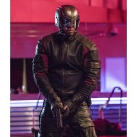 Arrow S06 John Diggle Leather Jacket
