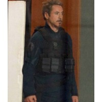 Avengers 4 Tony Vest