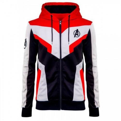 Avengers Cotton Hooded Jacket