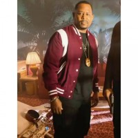 Bad Boys 3 Marcus Burnett Maroon Jacket