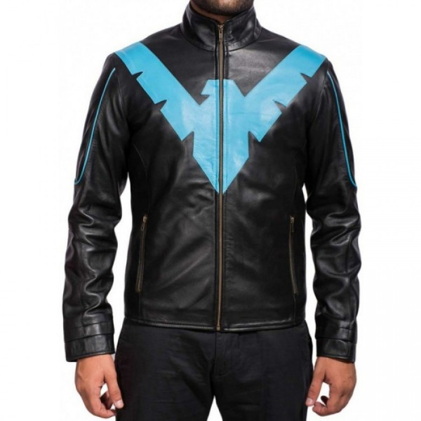Batman Arkham Knight Nightwing Jacket