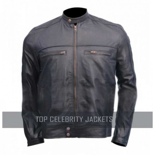 Being Human Aidan Leather Jacket