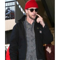 Boyd Holbrook Little Accidents Film Amos Jenkins Jacket