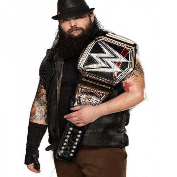 Bray Wyatt Black Vest
