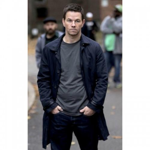 Broken City Mark Wahlberg Coat