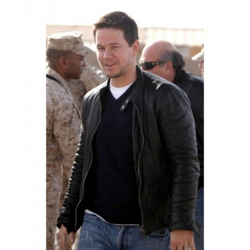 Broken City Mark Wahlberg Jacket