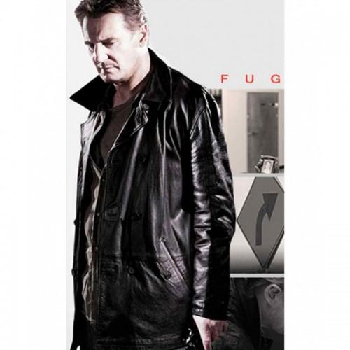 Bryan Mills Taken 3 Movie Liam Neeson Leather Jacket