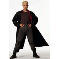 Buffy The Vampir Slayer Spike Trench Coat