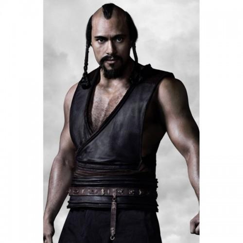 Byamba Marco Polo Uli Latukefu Vest