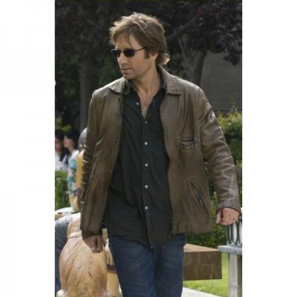 Californication Hank Moody Jacket