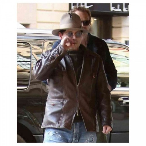 Charles Mortdecai Johnny Depp Jacket