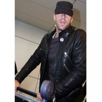 Chris Martin Coldplay Jacket