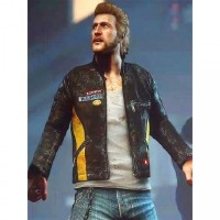 Chuck Greene Dead Rising 3 Cosplay Design Jacket