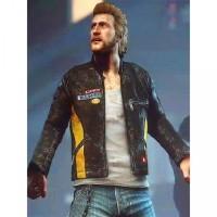 Chuck Greene Dead Rising 3 Cosplay Design Jacket