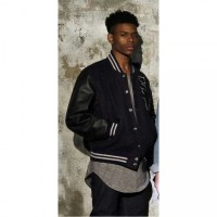 Cloak And Dagger Aubrey Joseph Leather Jacket