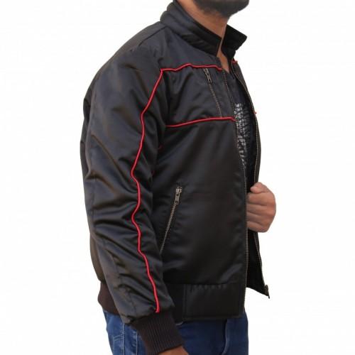 Cobra Leather Jacket For Men