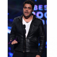Dan Sultan Leather Jacket For Men