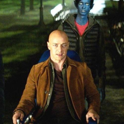 Dark Phoenix Professor Charles Xavier Jacket