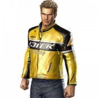 Dead Rising Depict Chuck Greene Jacket