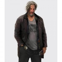 Detroit Become Human Hank Anderson Winter Shearling Coat