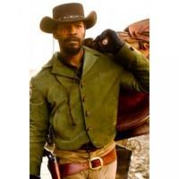 Django Unchained Jamie Foxx Green