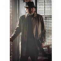 Donal Logue Gotham Coat