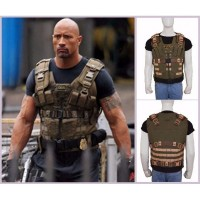 Dwayne Johnson Fast And Furious 7 Cotton Vest