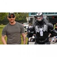 Eddie Brock Venom Tom Hardy Jacket