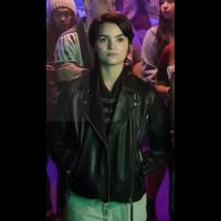 Elodie Davis Trinkets Biker Jacket
