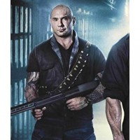 Escape Plan The Extractors Dave Bautista Leather Vest