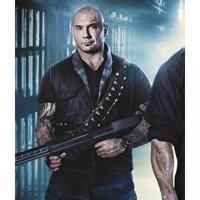 Escape Plan The Extractors Dave Bautista Leather Vest