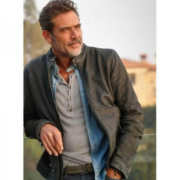 Extant Jd Richter Black Leather Jacket