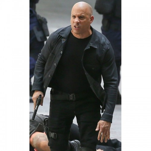 Fast And Furious 8 Cotton Jacket